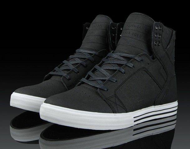 Tênis Nike cano alto da moda 2014