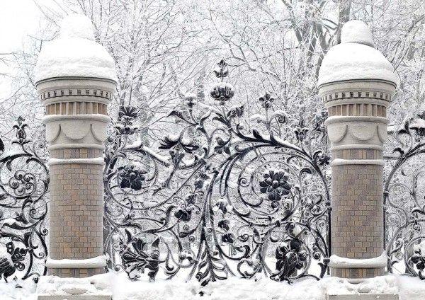 Зима на фото. Красивая галерея