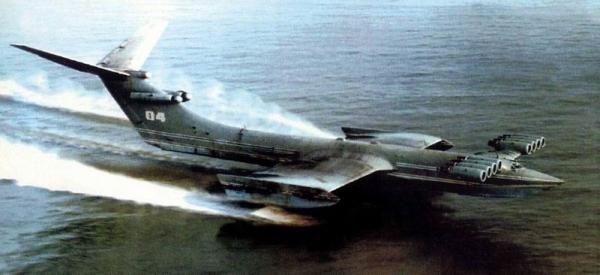 Lun'-class ekranoplan