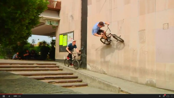 KINK BMX IN MEXICO CITY 2014