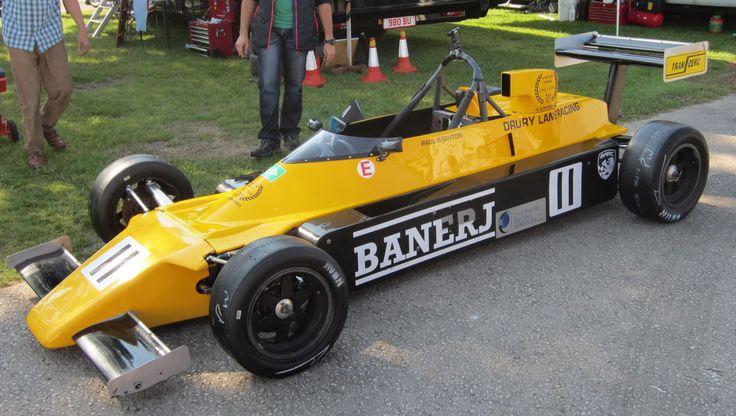 Van Diemen RF82, Senna replica (A)  (CFF CP)