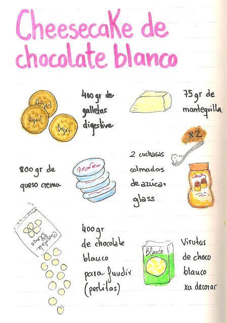 """Gastro Andalusi: Cheesecake 100% de chocolate blanco con superficie crujiente para el concurso """"Tu mejor tarta""""  WHITE chocolate cheesecake"""