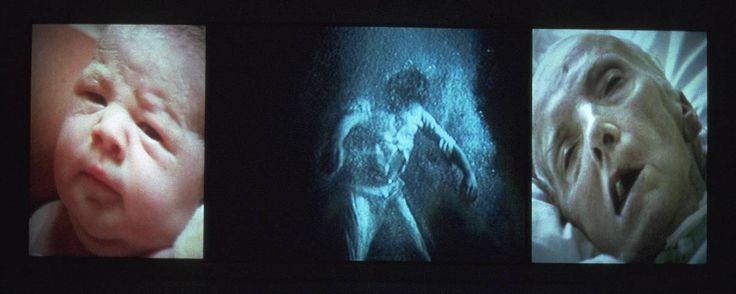 Bill Viola, Nantes Triptych (1992)