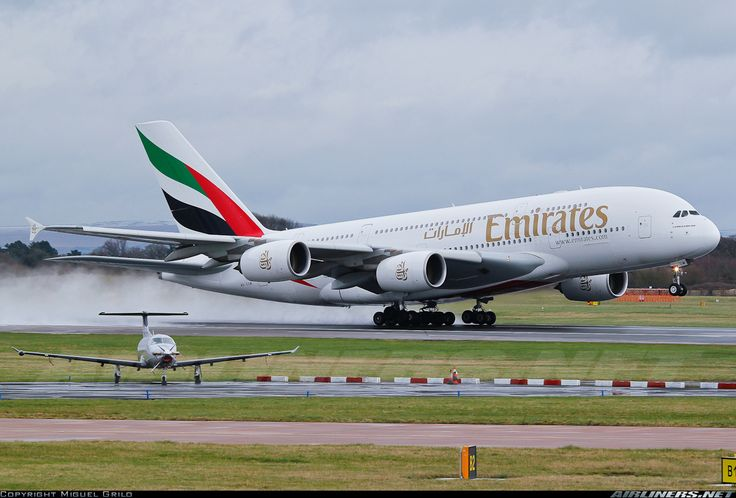 A380 as a giant dryer!