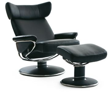 Stressless Jazz | Medium Leather Recliner Chair