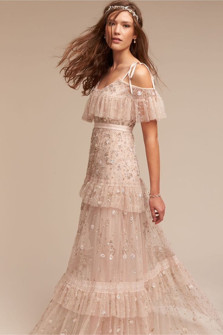 gypsy bride | Wyndham Gown from BHLDN