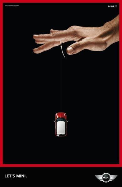 MINI Cabrio – YO-YO (1/2)    Advertising Agency: D'Adda, Lorenzini, Vigorelli, BBDO  Year: 2006