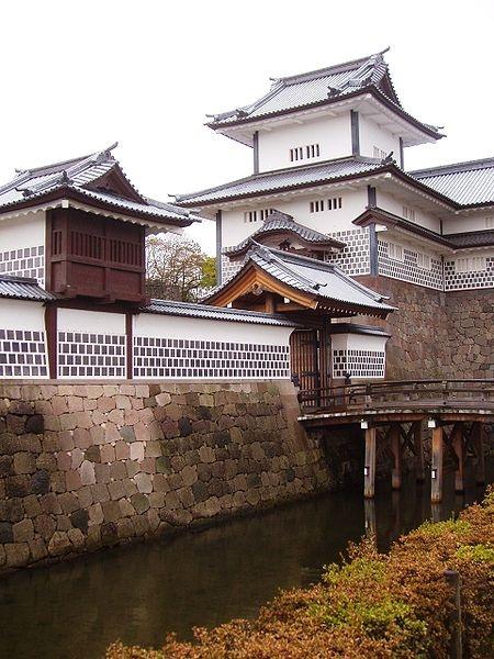 Kanazawa Castle, Honshu