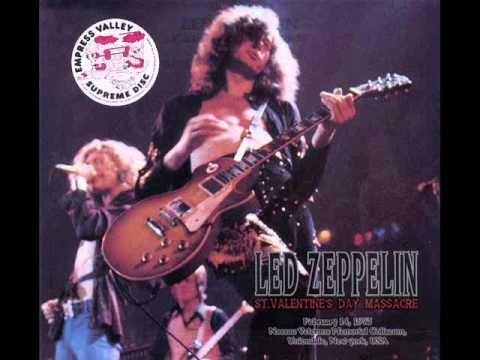 Led Zeppelin Live in New York 1975 - FULL Concert