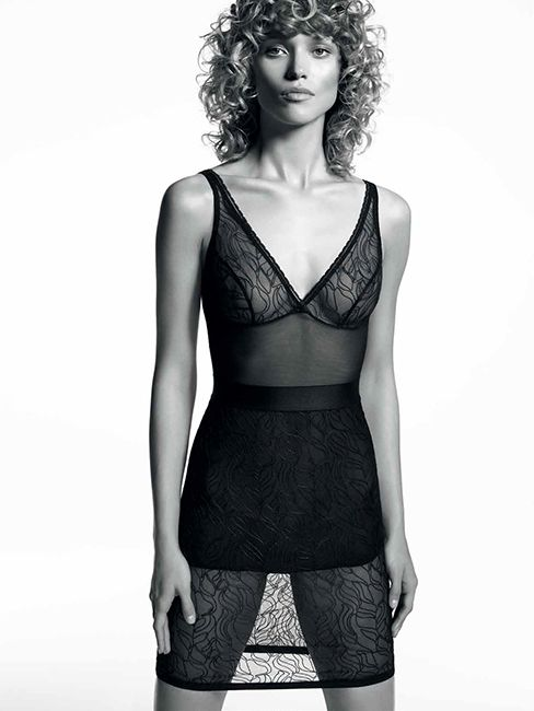 #Wolford Spring Summer collection 2016 #bodywear #underwear #fashion #moda #glamour