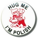 ♥ red & white are the colors of Poland's flag