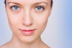 Get rid of dark spots and age spots