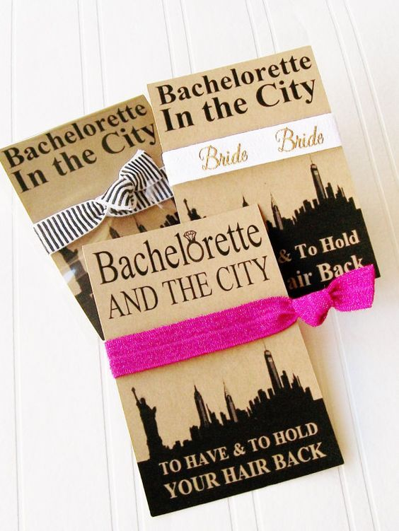 Cute ideas for New York bachelorette party invitations. If you care about every detail of your New York bachelorette party and are taking it to the style of Sex in the City theme then these invites are perfect for you!