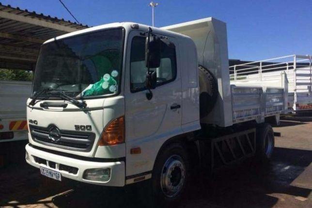 Hino Tipper 500 Tipper Truck Benoni - image 1