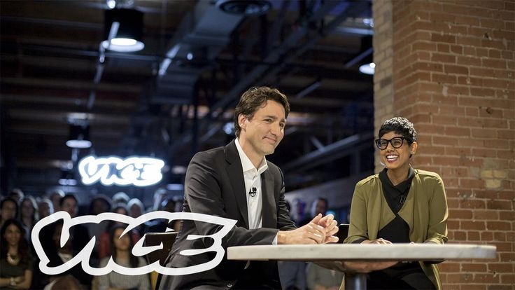 Check out this VICE interview with #JustinTrudeau about the future of #cannabis in #Canada.