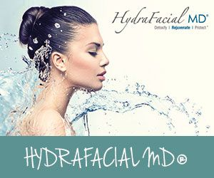 We are a provider for the new HydraFacial MD.