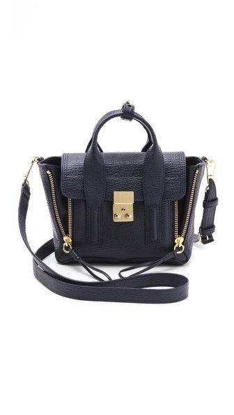 pashli mini satchel / 3.1 phillip lim
