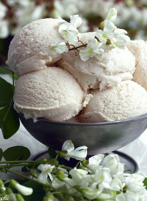lody kokosowo akacjowe