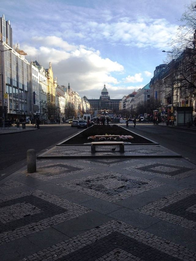 Prague Transport: Time, Money, and Fitbit Steps - Go for a walk