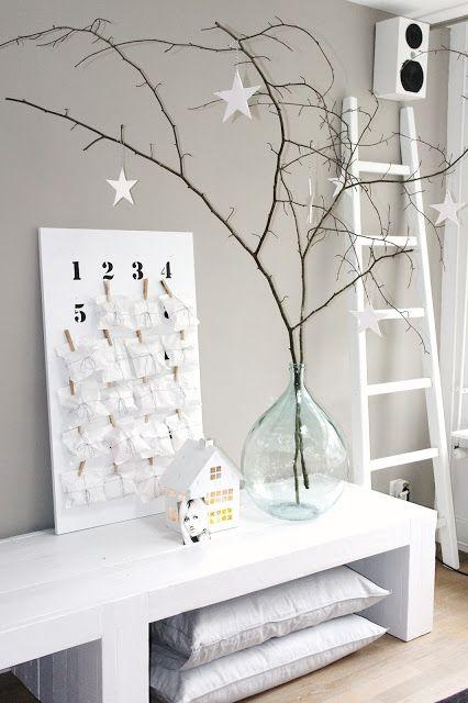 Les must have d'une décoration de Noël scandinave - C'est bientôt Noël