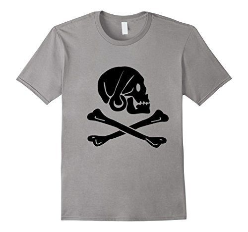 Henry Every Pirate Flag T-Shirt Arch Long Ben Fancy