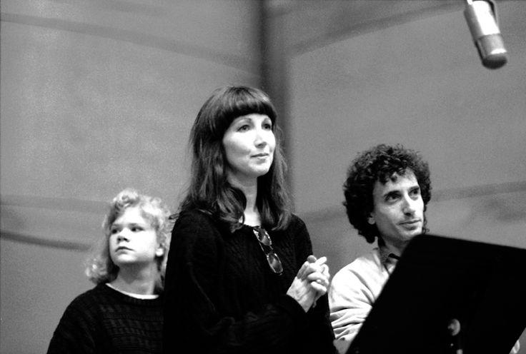 DANIELLE FERLAND, JOANNA GLEASON AND CHIP ZIEN (PHOTO: NICK SANGIAMO) of Into the Woods – Original Broadway Cast 1987 | The Official Masterworks Broadway Site #masterworksbroadway