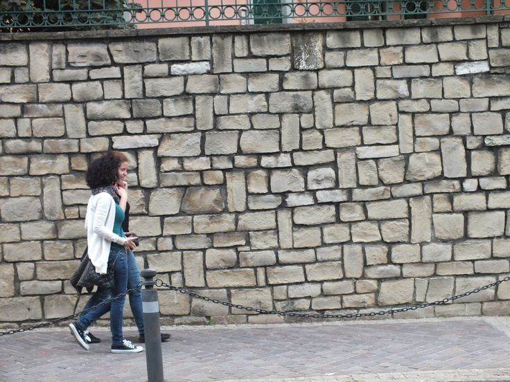 WALK WITH SILVIA GIAMBRONE: VICE VERITATIS. 17th May 2014, Bergamo, Italy
