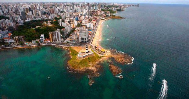 Itiruçu (Bahia) Brasile | Barulho e tremor de terra assuta moradores da Ilha e Salvador ...