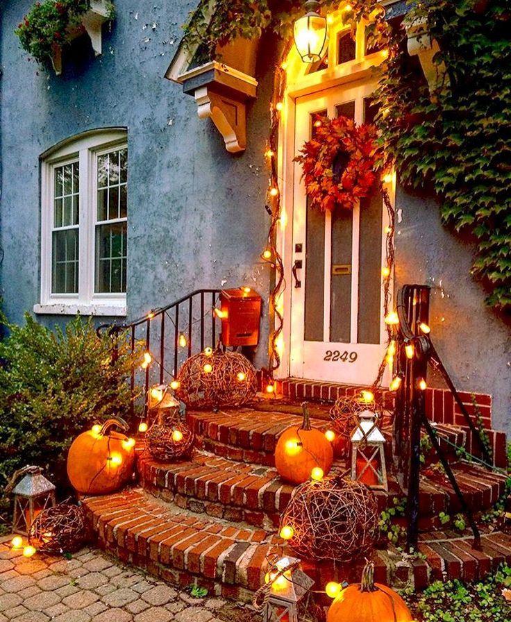 unglaublich Autumn Charm in einem historischen Haus im Hinterland von New York