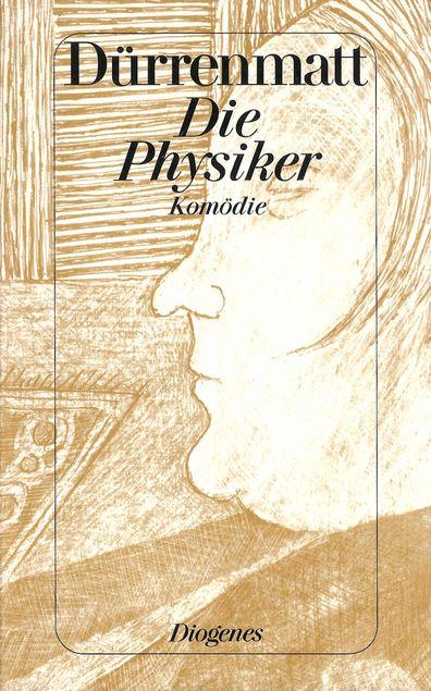 Die Physiker : eine Komödie in zwei Akten ; Neufassung 1980 von Friedrich Dürrenmatt | LibraryThing – Sebastian Möller