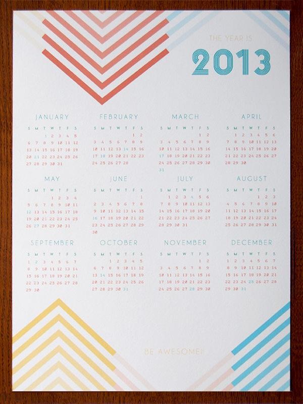 Best Designing Calendars Images On   Calendar Design