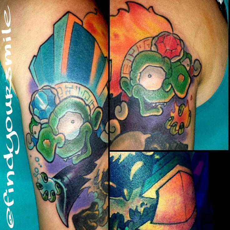 133 best images about nerd tattoos on pinterest for Nerd tattoo designs