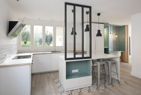 Les 25 meilleures id es de la cat gorie cuisine petite surface sur pinterest cuisine studio - Architecte d interieur paris petite surface ...