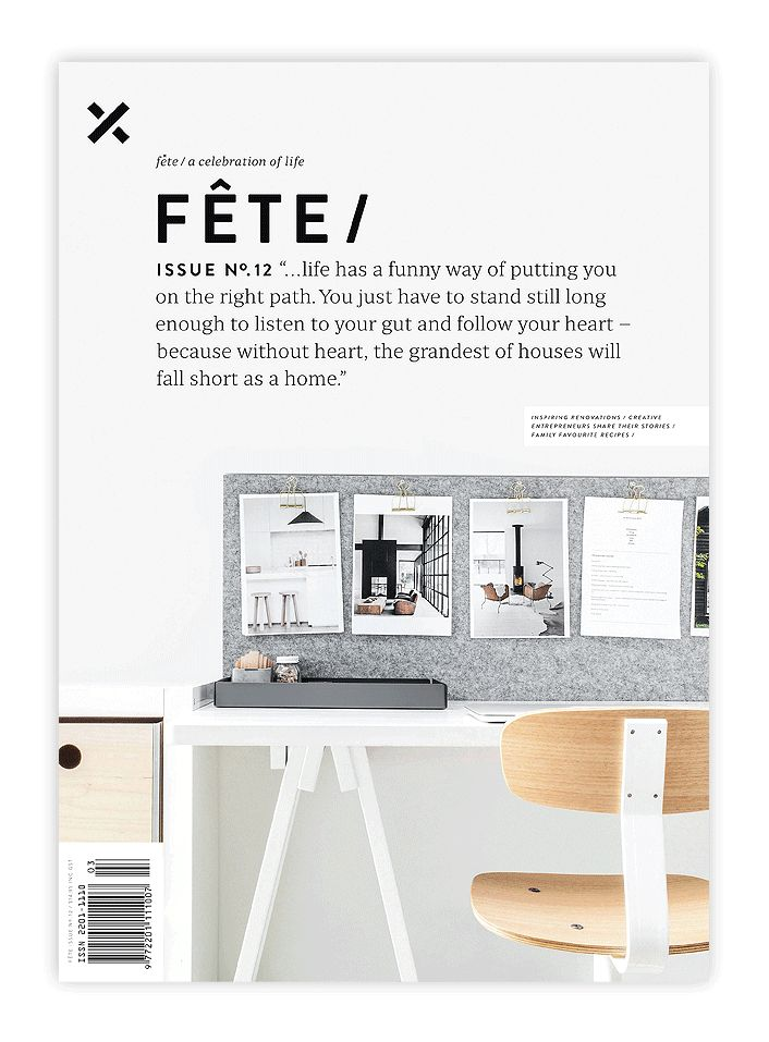 Fête Issue No.12 Pre-Order