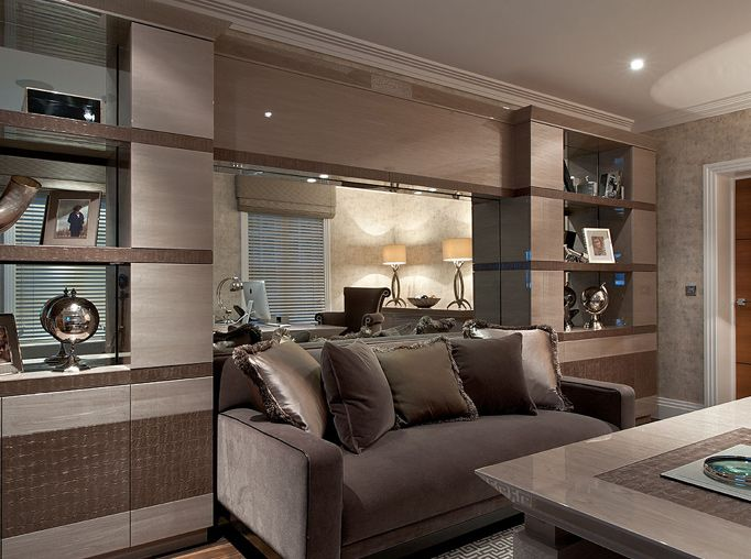 62 Best COLOR BROWN ROOMS Images On Pinterest