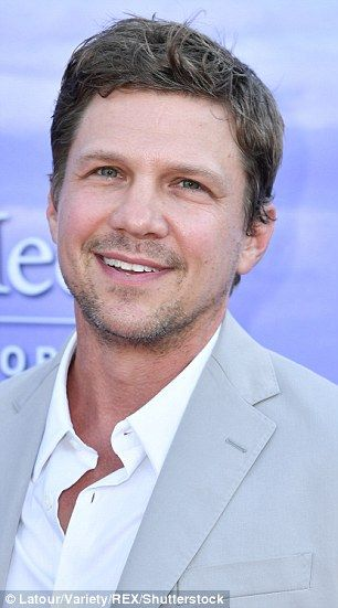 When Buffy started college, she met — and eventually dated — Riley Finn, played by Marc Blucas (pictured in 2016)