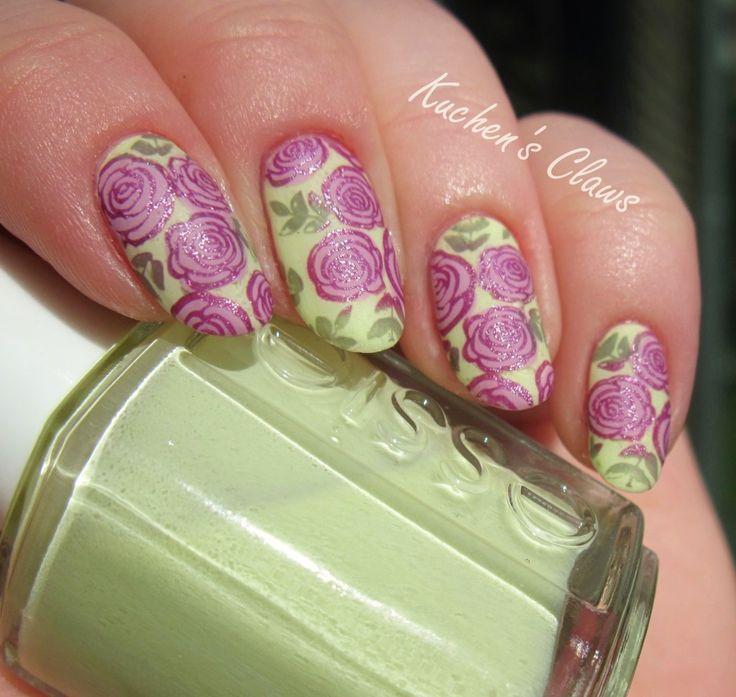 Mejores 14334 imágenes de Nail Art en Pinterest   Uñas bonitas ...