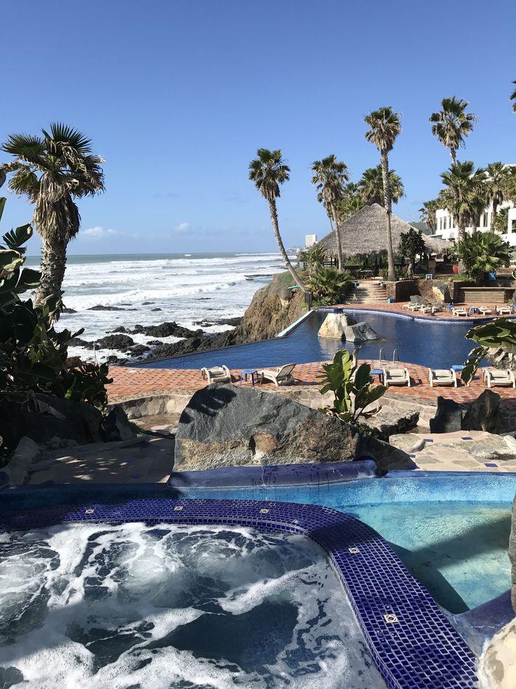 Las Rocas resort and spa  Rosarito beach, Baja California