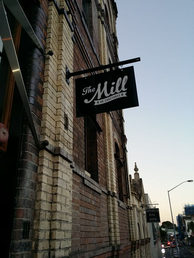 The Mill On Constance - Bar & Food - Fortitude Valley