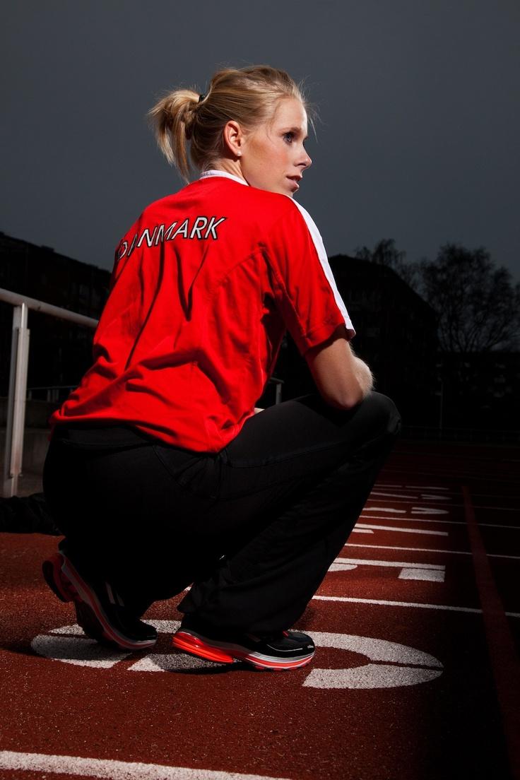 Sara Slott Petersen - Olympic 400 Meter Hurdles