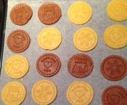 Rezept Oma´s Butterplätzchen (auch für Stempelkekse geeignet) von Dree81 - Rezept der Kategorie Backen süß
