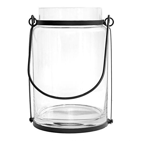 Glass Lantern Candle Holder by Ashland®