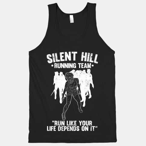 Silent+Hill+Running+Team+(White)