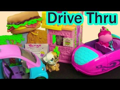 MLP Fashem's Shopkins My Little Pony GROCERY STORE Twilight Pinkie Pie Fluttershy Rarity Toy Playing - YouTube