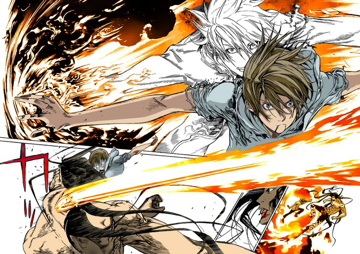 Air Gear 321 Preview by Spitfire95 on DeviantArt