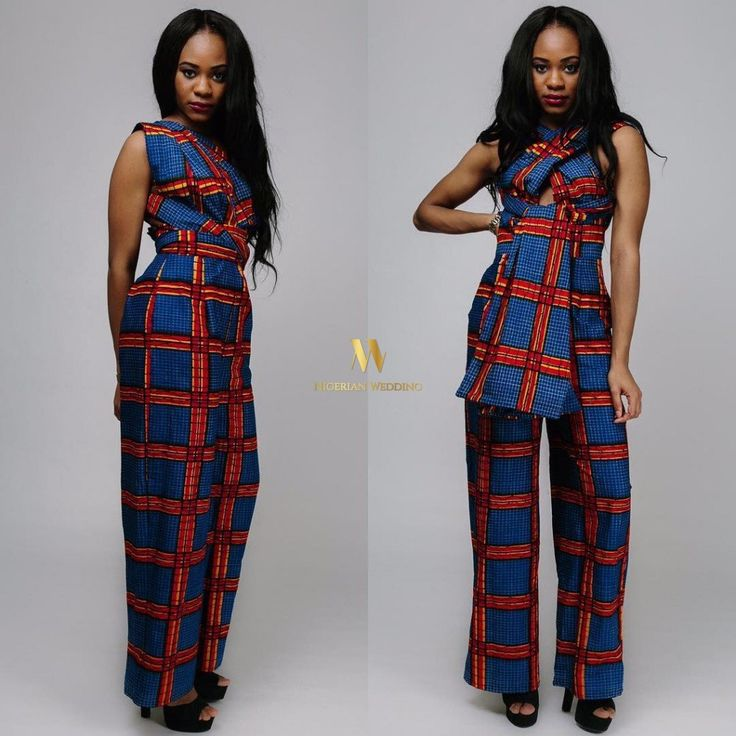 The 388 Best Images About Ankara Styles... On Pinterest | Fashion Designers Jumpsuits And ...