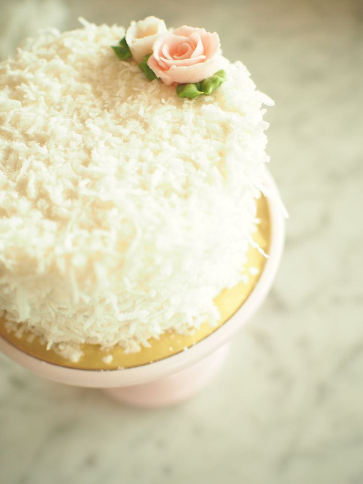 Coconut & Roses