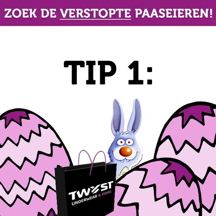 Tip 1 van de Twyst paasactie; Vrouwen verbergen vanalles in hun bh maar waar laten mannen toch hun sleutel, pinpas, telefoon en hun donut als ze alleen in hun onderbroek staan of broek zonder zakken. Juist daar... because pants slow you down... #pasen #paasactie #paasfeest #paashaas #twyst #paaseieren #paaskonijn #underwear #ondergoed #boxershort #boxershorts #winactie #goodiebag #winnaar #zwembroek #bikini #verstoppen #goedevrijdag #wittedonderdag