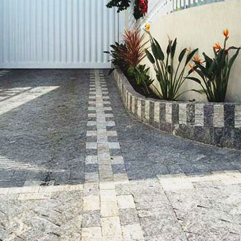 soleira em granito  para acabamentos em garagem | Pedras Decorativas no RJ | MERCADO DA PEDRA