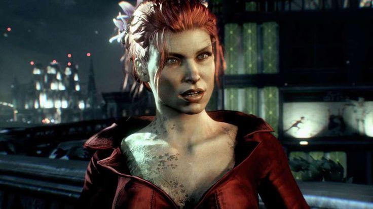 Hera Venenosa aparece no novo gameplay de Batman: Arkham Knight